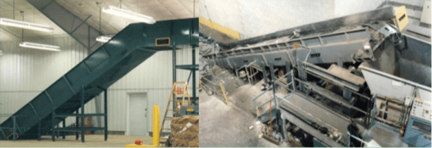 Recycling Conveyors Material Handling