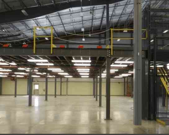 Mezzanine For Warehouses Installations