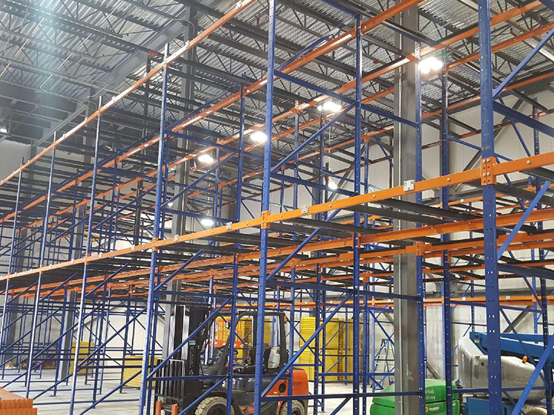 material handling racking systems