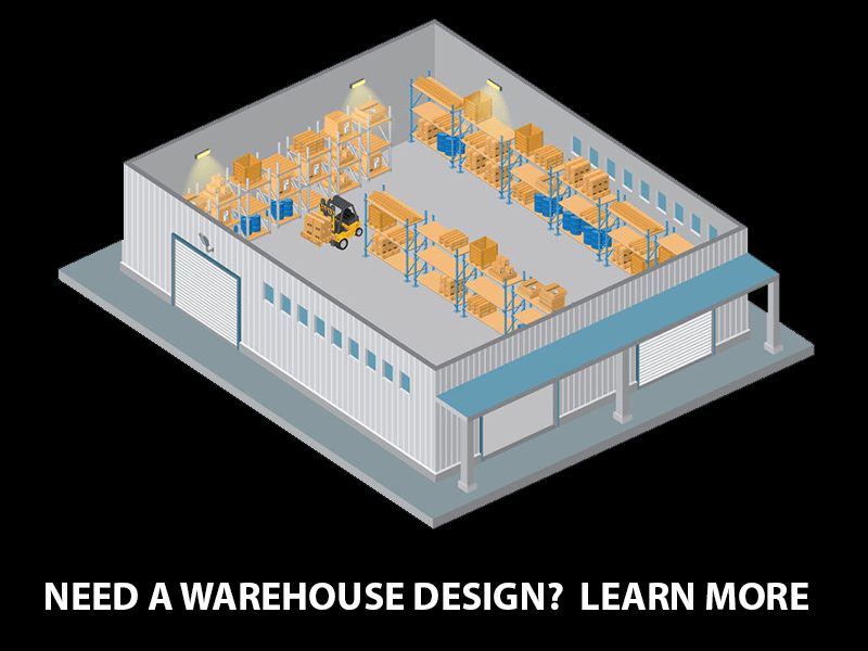warehouse design and layout NJ