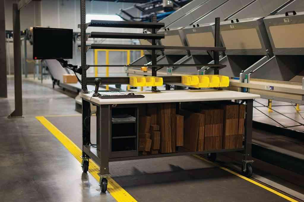 Custom workbenches