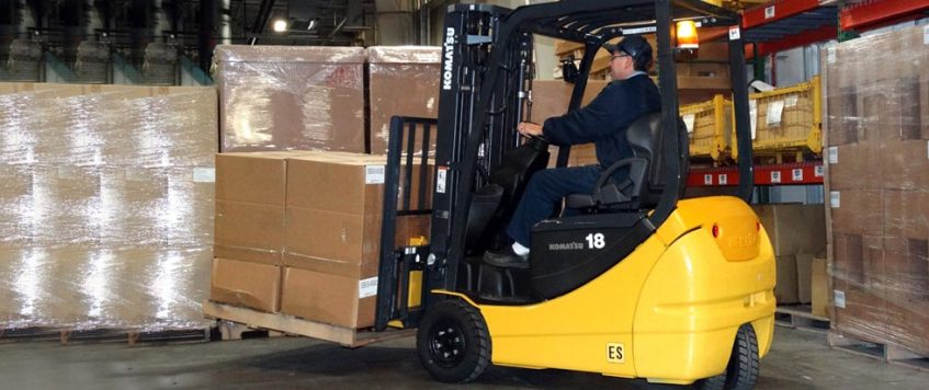 Forklift Truck Scales Increase Revenue by 1.5% Each Month