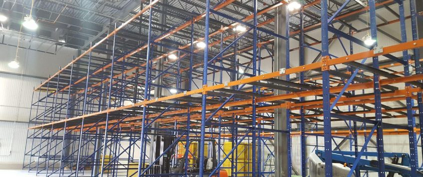 3 Benefits of Pallet Racking in any Warehouse Facility