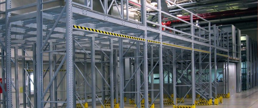 Why a Mezzanine over a new warehouse?