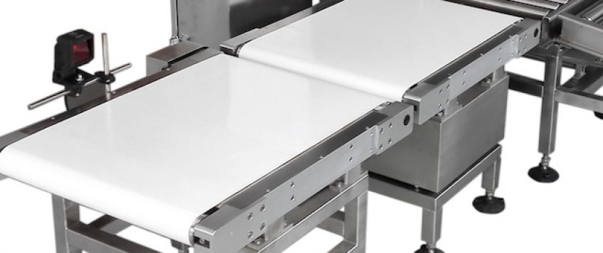 In-Motion Checkweigher System Solution