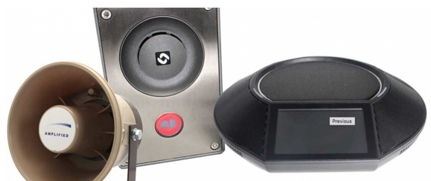 Noise Canceling Truck Scale Intercom Systems