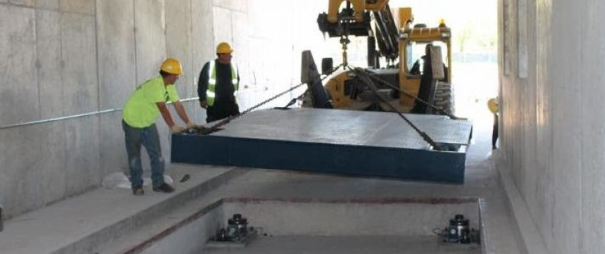 The ONLY scale specifically designed for waste load out applications!